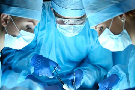 Műtét készülés