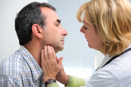 Pajzsmirigy orvosi vizsgálat